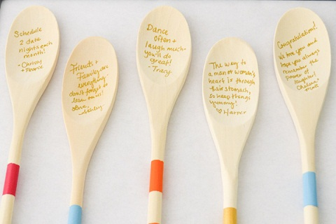 Chef Wooden Spoon Craft