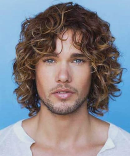 30 Latest And Best Curly Hairstyles For Men Styles At Life