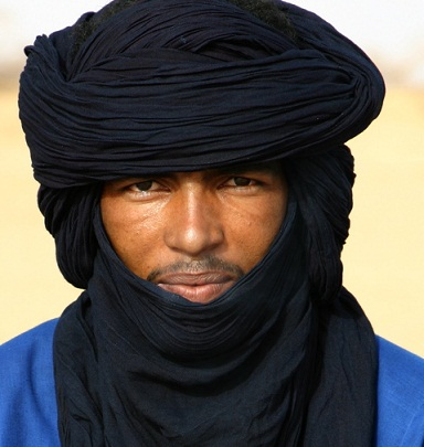 Customary Islamic Head wear