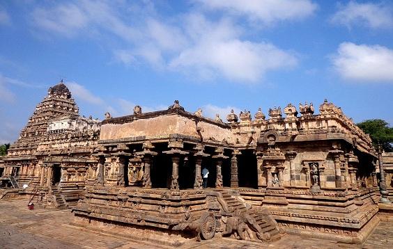Darasuram Airavathesvara Temple