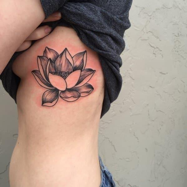 Designs And Ideas Of Rib Tattoos For Girls And Guys