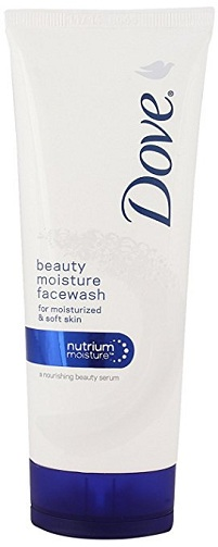 Dove Beauty Moisture Face Wash