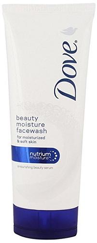 Dove Beauty Moisture Face Wash