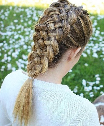 Dutch Braid Hairstyles14