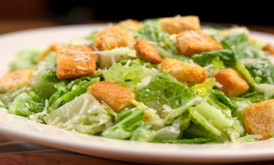 Eat Caesar Salad while Pregnant