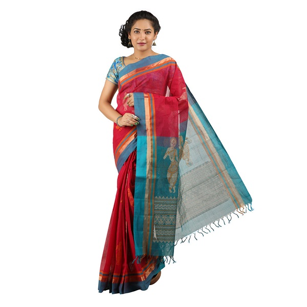 Exquisite Handloom Cotton Sarees That You Looks Classy