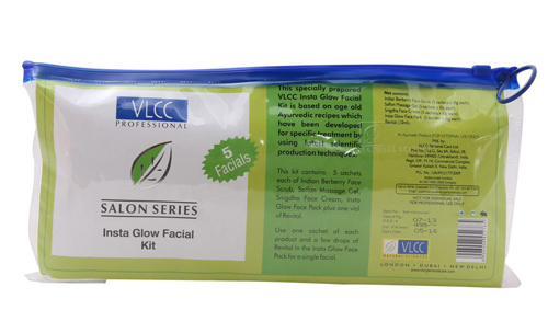 Facial Kit for Instant Glow by VLCC