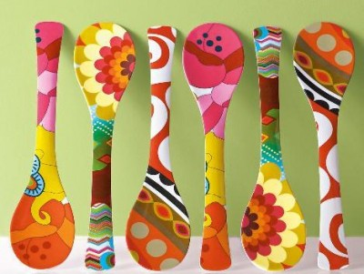 Flower Spoon Craft