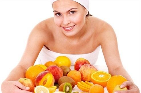 Fruit Facial at Home