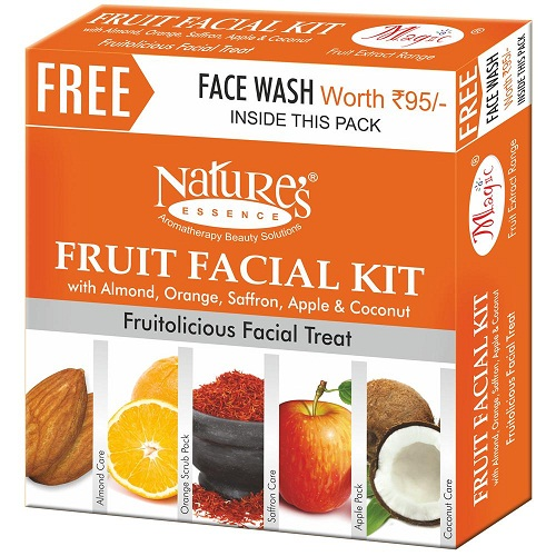 Fruit Facial Kit For Dry Skin