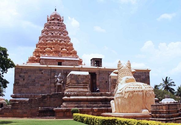 Gangaikonda Temple