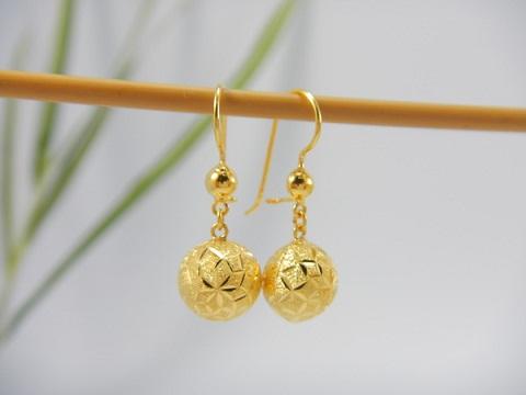 Gold Balls Design in 2 gm