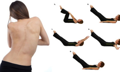 Exercises to help Adults with Scoliosis