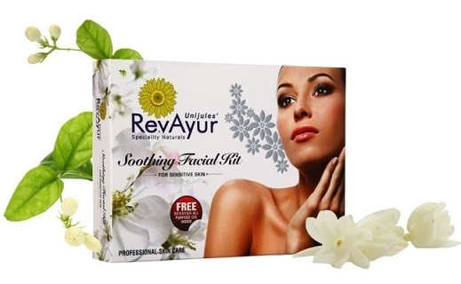 Herbal Facial Kit for Dry Skin