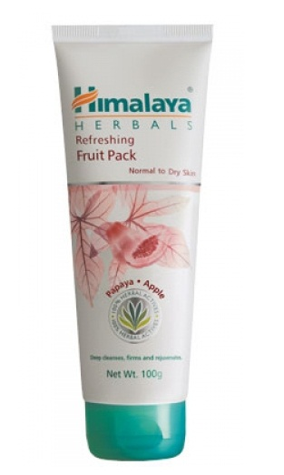 Himalaya Refreshing Fruit Pack with Apple