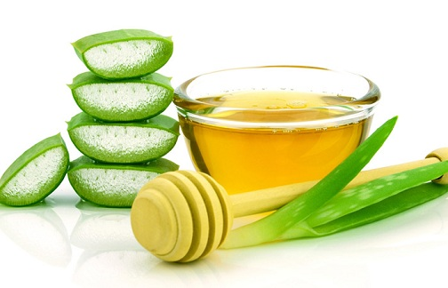 Honey, Cucumber and Aloe Vera