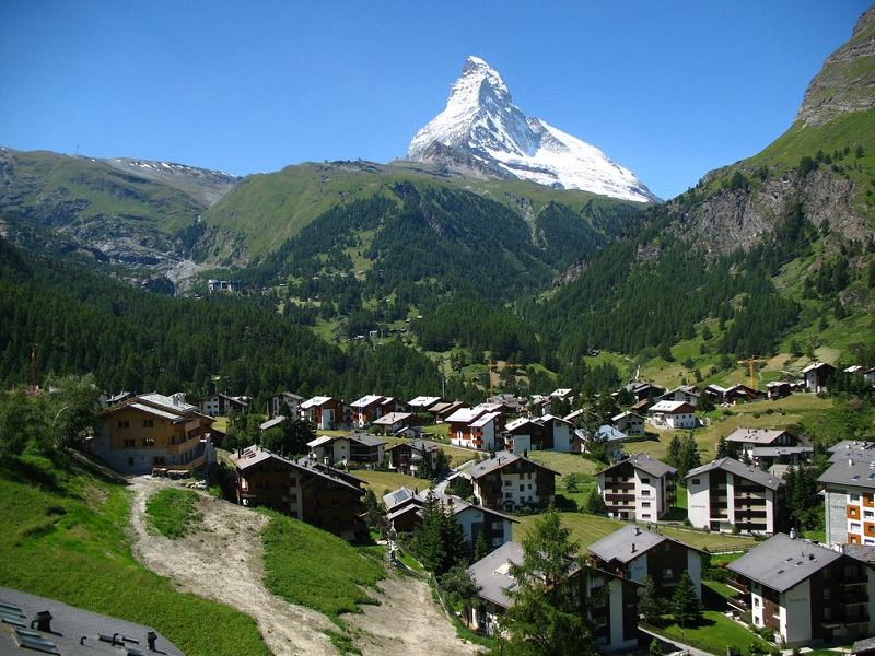 Honeymoon Places In Switzerland