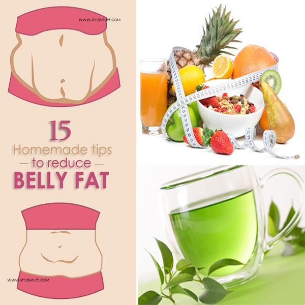 How To Reduce Belly Fat At Home