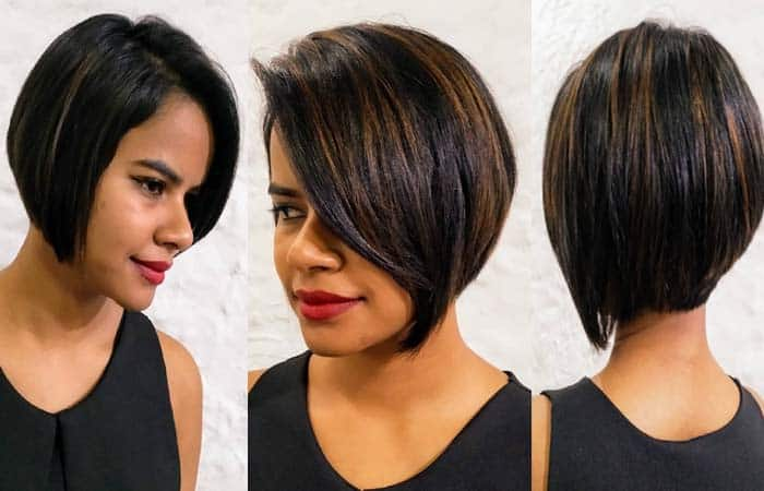 15 Latest Indian Hairstyles For Short Hair With Images Styles At Life
