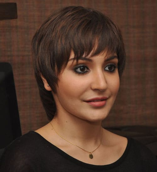 Indian Short Hairstyles 9