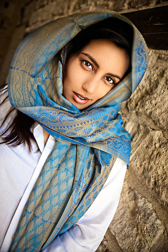 Indian Head Scarf