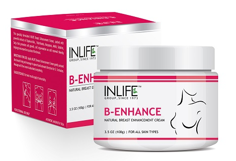 Inlife Natural Breast Enlargement Cream