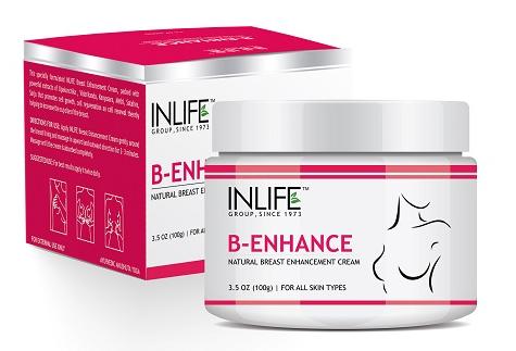 Inlife Natural Breast Enlargement Cream