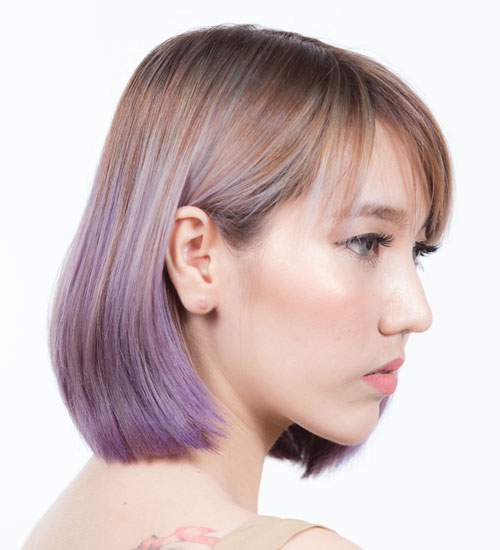 Japanese Hairstyles For Women 7