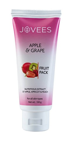 Jovees Apple and Grape Fruit Pack
