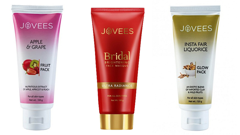 jovees face pack