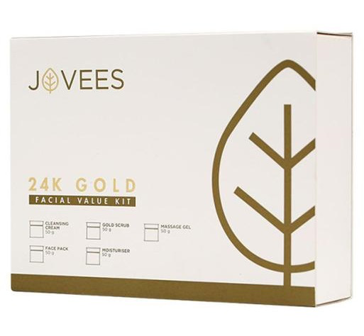 Jovees gold facial kit