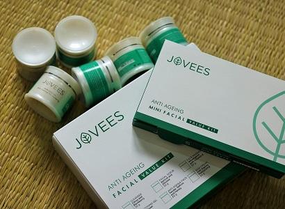 Jovees Anti-Aging Facial Kit