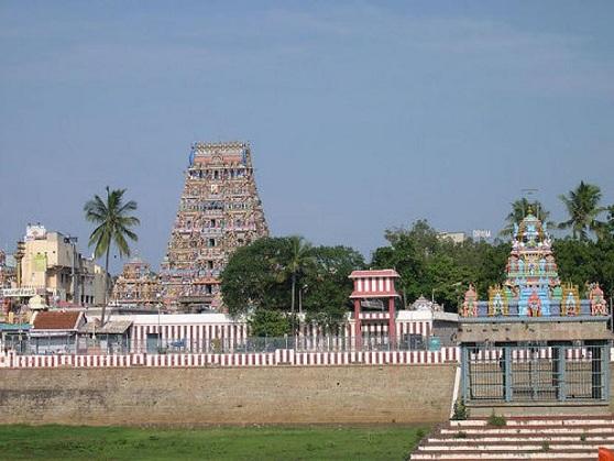 Kapaleeswarar Temple