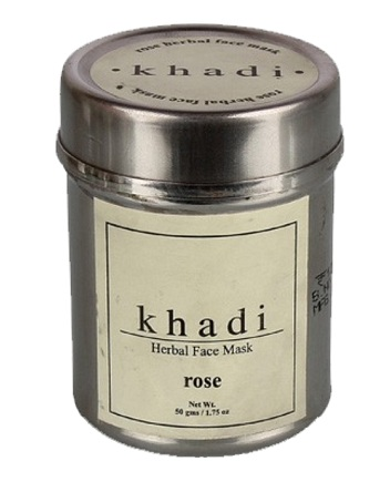 Khadi Rose Face Mask