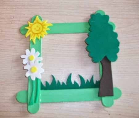 15 Latest Photo Frame Craft Ideas For Kids And Adults ...