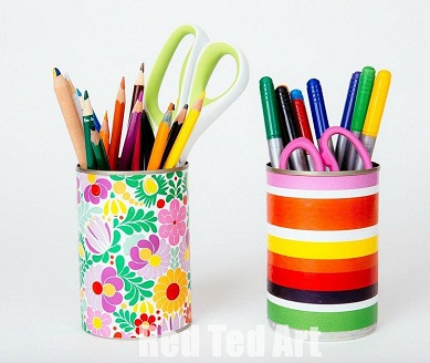 Kids Special Tin Can Craft