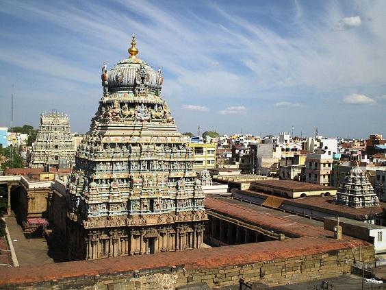 Koodal Alagar Temple