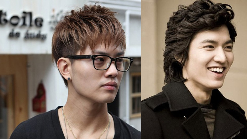 hairstyles for korean men