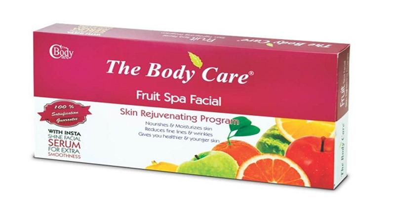 Body Care Facial Kit