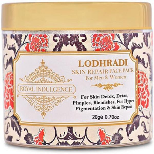 Lodhradi Face Packs For Damaged Skin