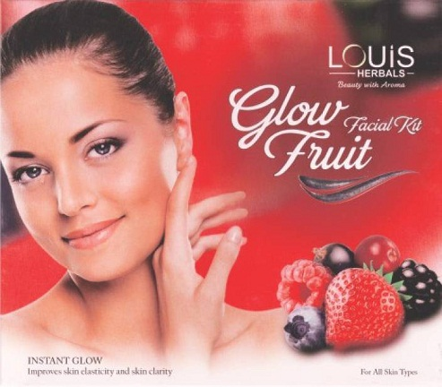 Lotus Fruit Facial Kit