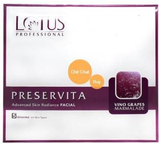 Lotus Papaya Facial Kit