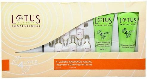 Professional facial kits