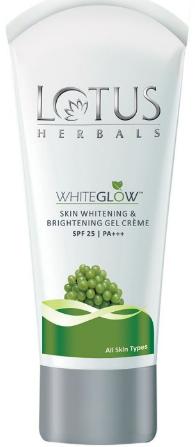 Lotus Herbal Whiteglow Gel Cream
