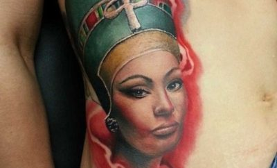 cf23128713670 15 Magnificent Queen Tattoo Ideas, Designs And Meaning | Styles At Life