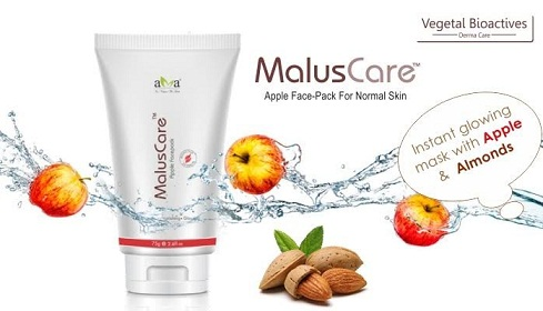 MalusCare Apple Face Pack