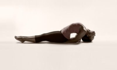 Matsyasana (Fish Pose) Yoga