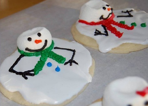 Melted Snowman Crafts