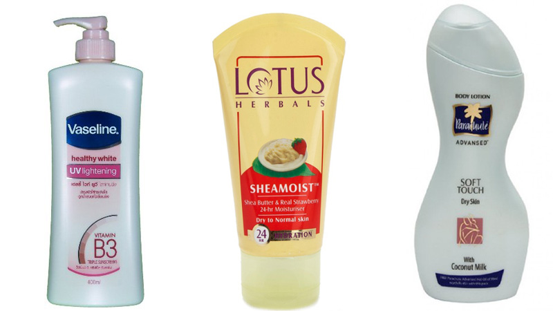Moisturizers in India