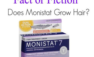 monistat for hair growth